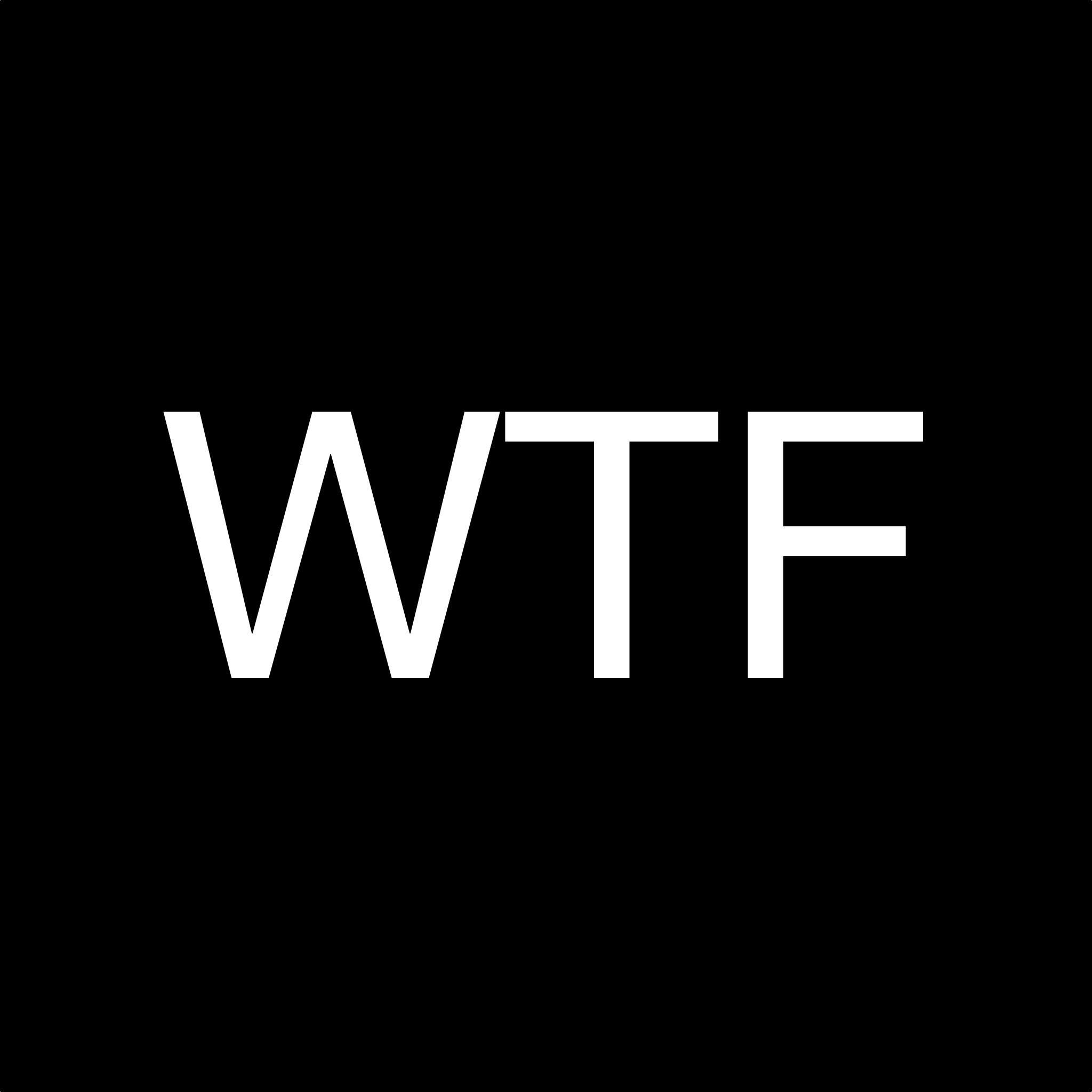 WTF Just Happened Today Podcast